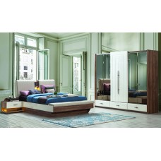 MAIR BEDROOM EMIRGAN TURKEY 6 PCS