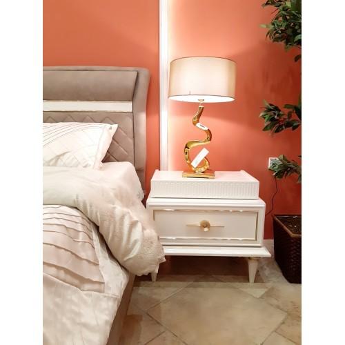 Master bedroom is MOONLIGHT Turkish six pieces