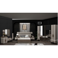 Master Bedroom - 6 pieces - GANA (berva)