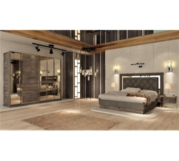 Master Bedroom - 6 pieces - CALITELLI (LENA)