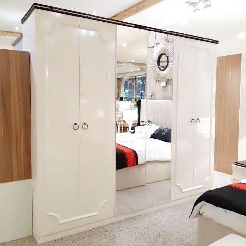 Master bedroom 9445 Yao seven pieces