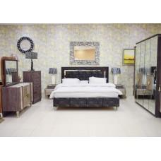 Master bedroom LOBELYA TURKISH MAXIMO 6 PIECES