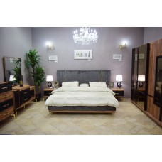 Master bedroom FABIO Turkish EWA six pieces
