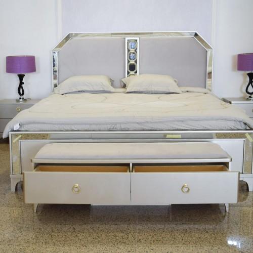 غرفة نوم رئيسية 1858 افريتش سبعة قطع