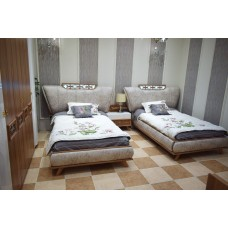 Single Bedroom - 7 pieces - 2 beds 9491
