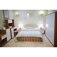 TARUM Queen Single Bedroom