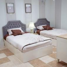 Single Bedroom Two Beds C022