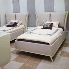 Bedroom single beds 9437 seven pieces