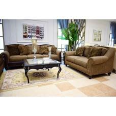 Sofa set - 4 pieces - 7533