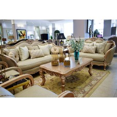 Sofa set - 4 pieces - G616 with tables