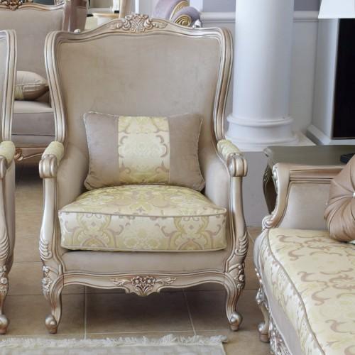 Sofa set - 4 pieces - A19B