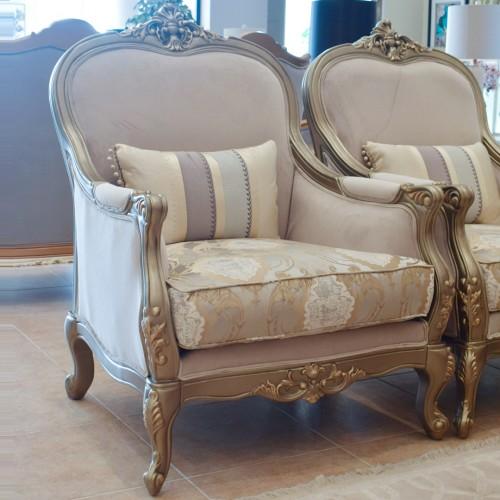 Sofa Set-4PCS-708-G