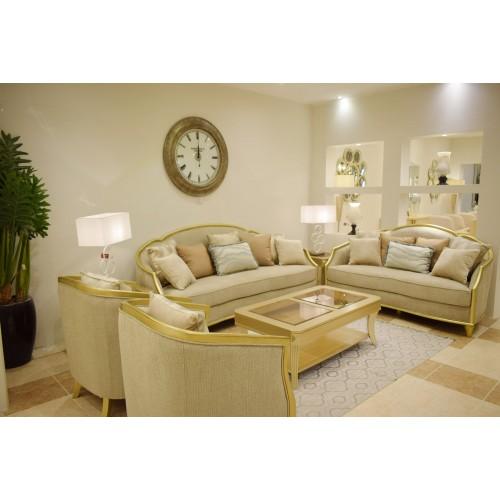Sofa Set - 4 Pieces - 2066