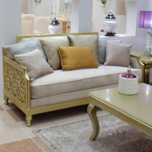 Sofa Set - 4 Pieces - 2065