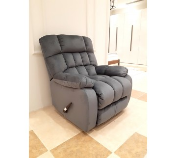 Relaxing Chair B6423R Gray