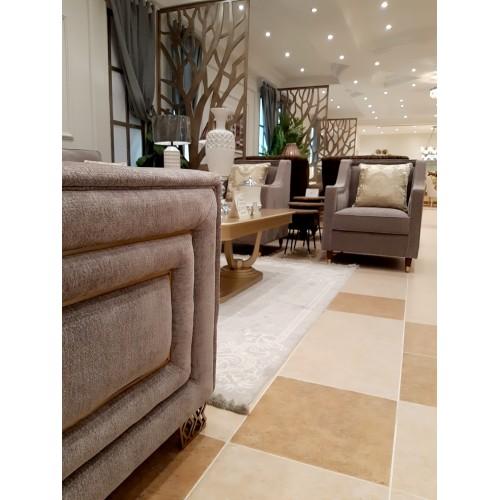 Sofa set - 4 pieces - 2093