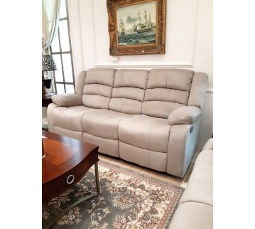Sofa set - 4 pieces - 9824