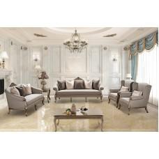 Sofa Set - 4 Pieces - 009H-02