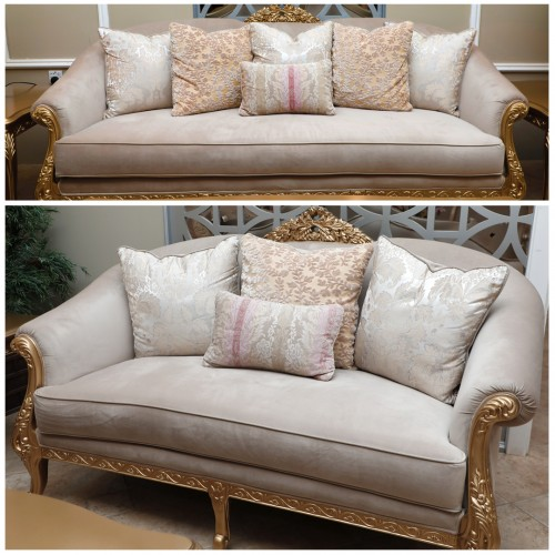 Sofa Set - 4 Pieces - 009H-02