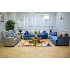 Sofa Set - 4 Pieces - 375