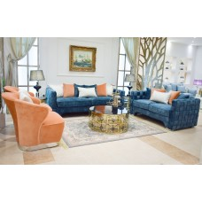 Classic Sofa Set - 4 pieces - 827SF