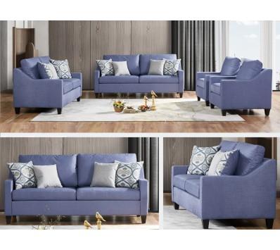 Classic Sofa Set - 4 Pieces - 36702