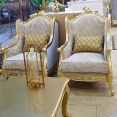Classic 4-piece sofa set A57neow