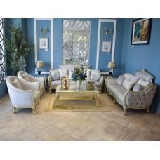 Classic Sofa Set - 4 pieces - 751G