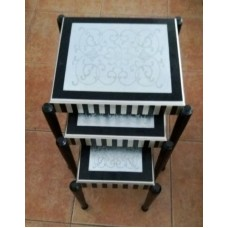 Service Table - Three pieces - HY - W3265 - 1