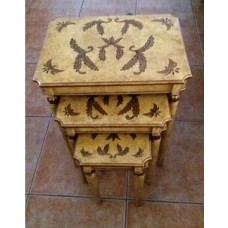 Service table - three pieces - HY - W2933