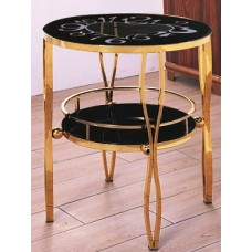 Side table - X221 black glass