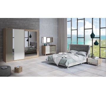Master Bedroom - 7 pieces - E021