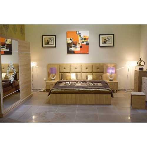 Master bedroom - 7 pieces - KUVERS