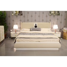 Master bedroom - 6 pieces - Yatak - 2050