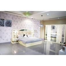 غرفة نوم رئيسية مودرن 2825 - 7 قطع