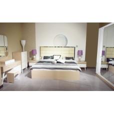 غرفة نوم رئيسية - D2004 - 6 قطع