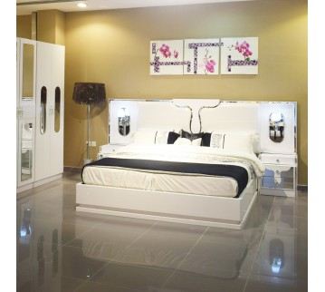 Modern room - 6 pieces - 22 M