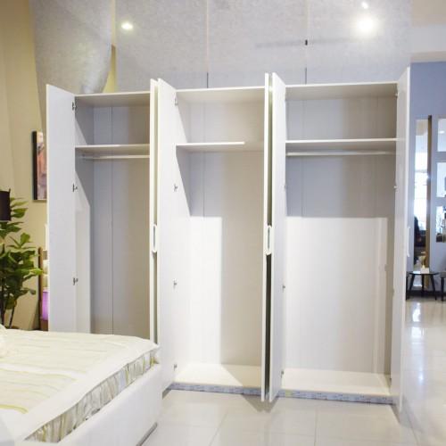 غرفة نوم رئيسية مودرن 1019 - 6 قطع