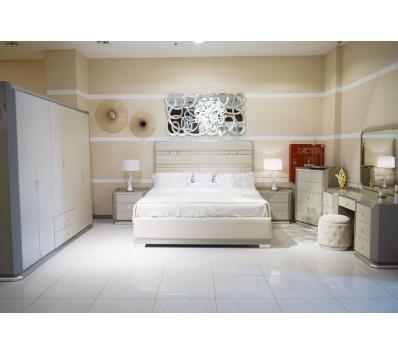غرفة نوم رئيسية مودرن XG 9122 - 6 قطع