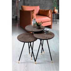 Modern Service Tables - 3 pieces - 102