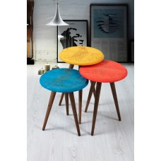 Modern Service Tables - 3 pieces - 105