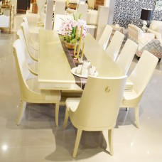 Dining room Modrn - 10 Chrisa - 13 pieces - 957