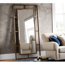 Modern Mirror Inlet - 1 Piece - GD - FN0177
