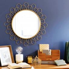 Modern Mirror Inlet - 1 Piece - GD - FMN0247