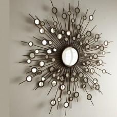 Modern Mirror Inlet - 1 Piece - GD - FMN0249