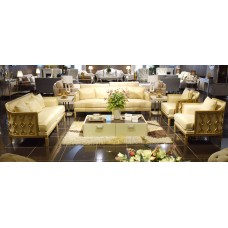 Modern sofa set 4 pieces - C208 / C201