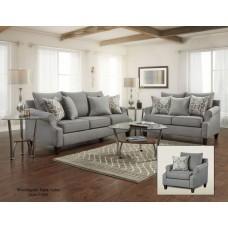 Modern sofa set - 2 pieces - 1097/1098