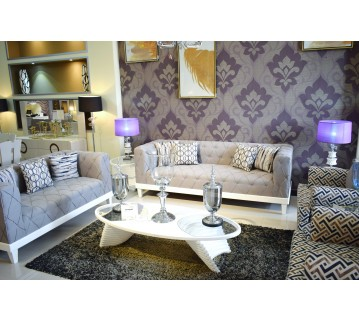 Modern sofa set - 4 pieces - 61928