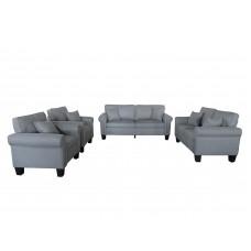 Modern sofa set - 4 pieces - 111445