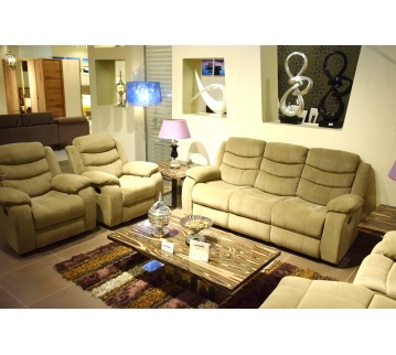 Modern sofa set - 4 pieces - AFC6004